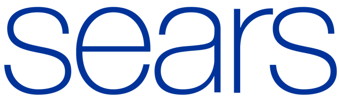 Sears logo, transparent, png
