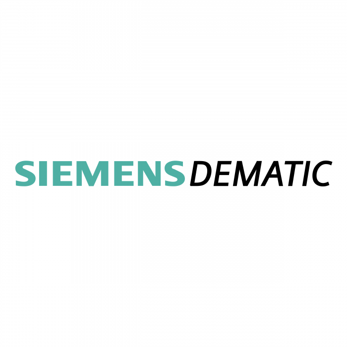 Siemens logo dematic