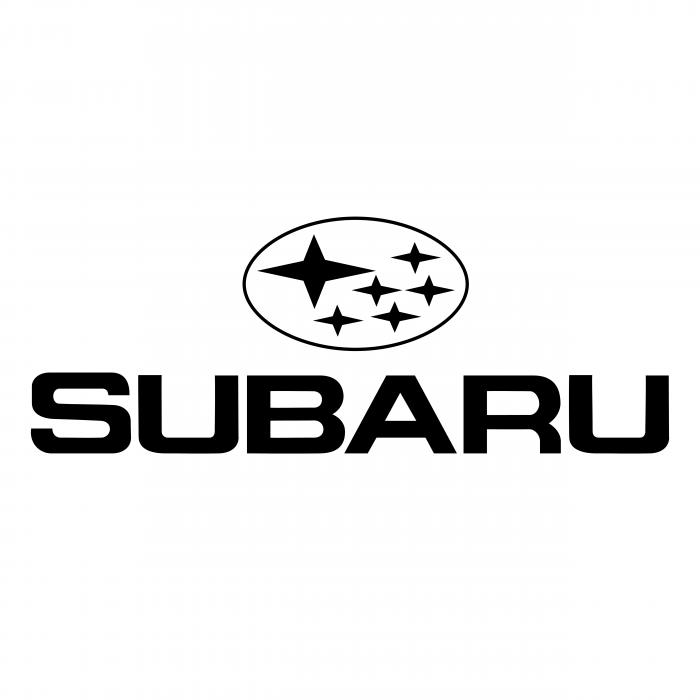 Subaru logo tm