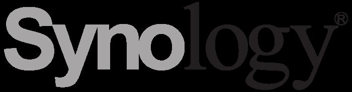 Synology logo (transparent, 4800x1264 px)