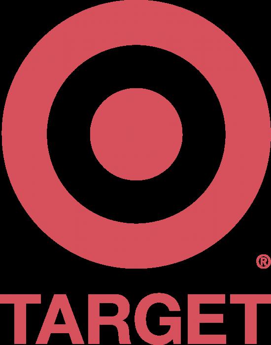 Target logo red