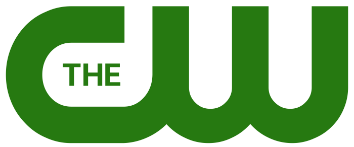 The CW logo, white, 4800x2000