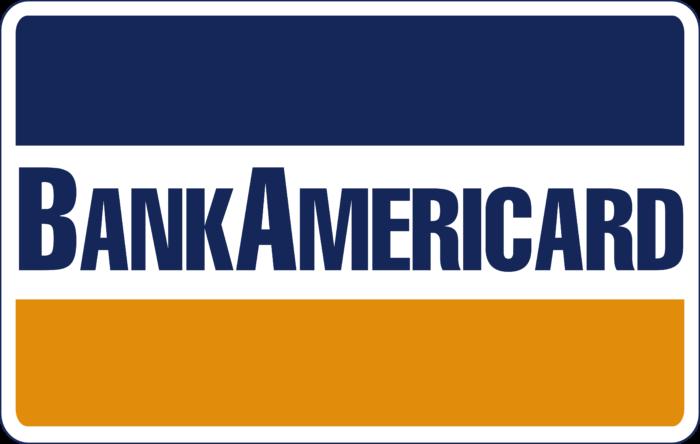 Visa (BankAmericard) Logo 1958