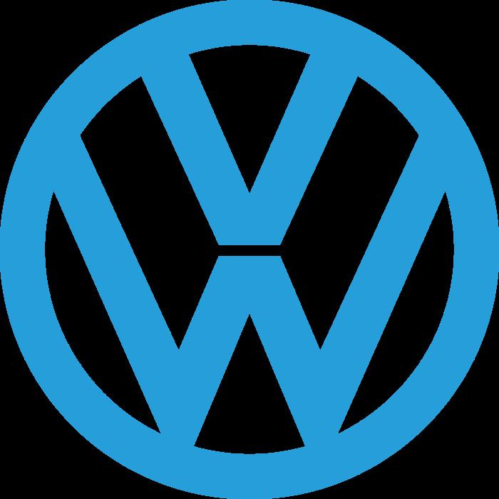 Volkswagen Logo 1967