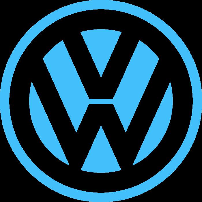 Volkswagen Logo 1989