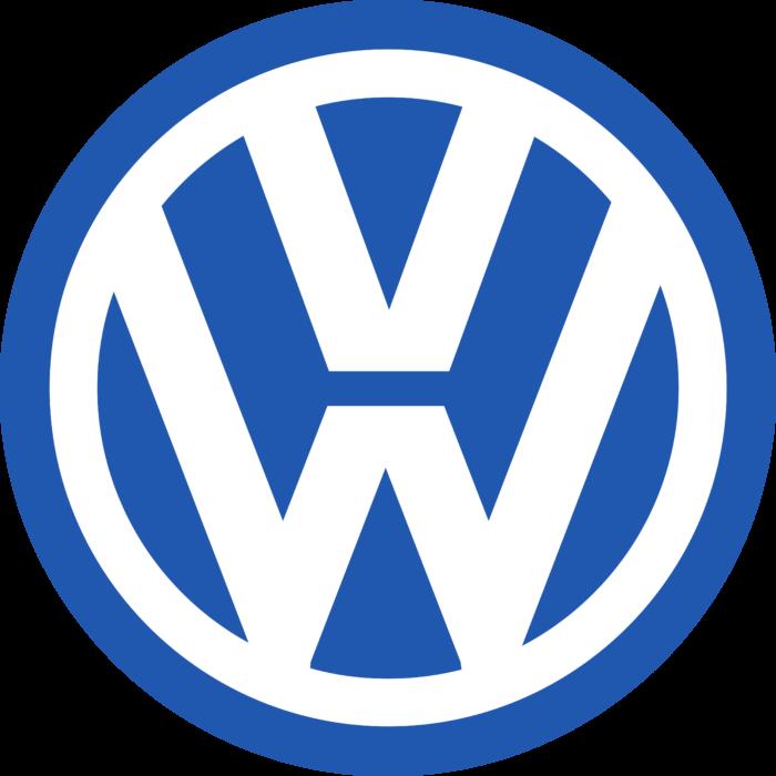 Volkswagen Logo 1995