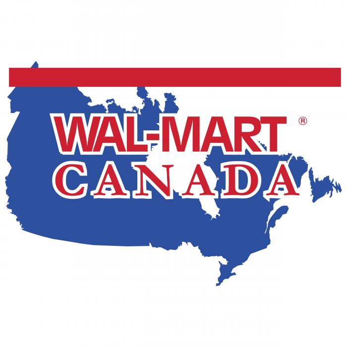 Wal Mart logo canada