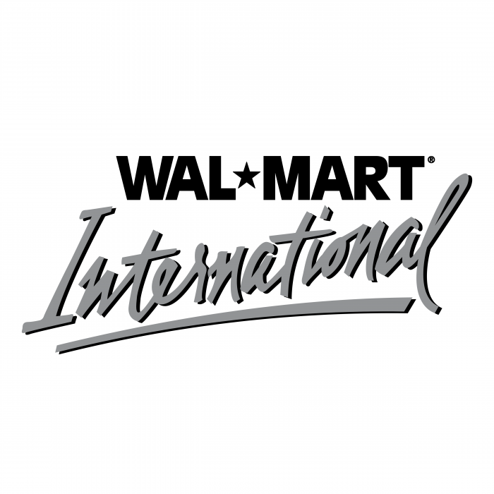 Wal Mart logo international