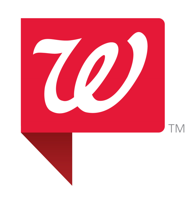 Walgreens W