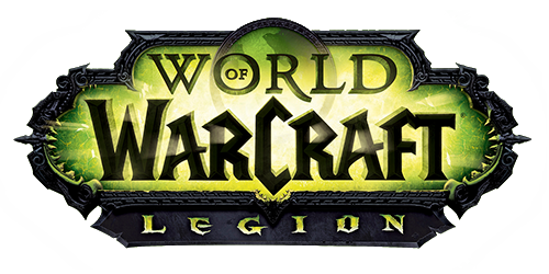 World of Warcraft, WOW legion - logo