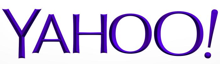 Yahoo Logo, big one