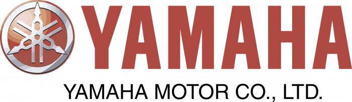 Yamaha Motor Company Logo full