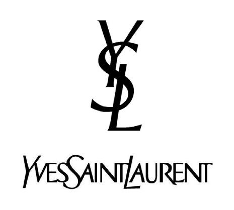 Yves Saint Laurent logo and symbol