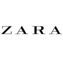 Zara small logo