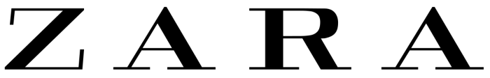 Zara Logo, png, transparent