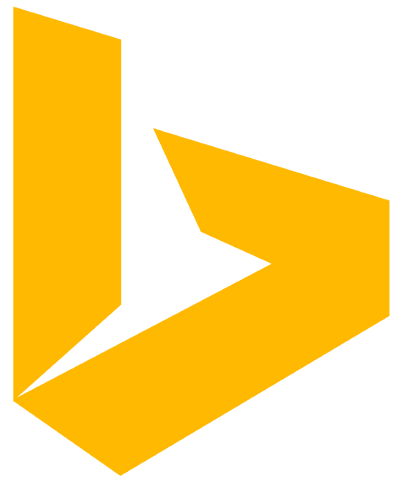 bing sign logo