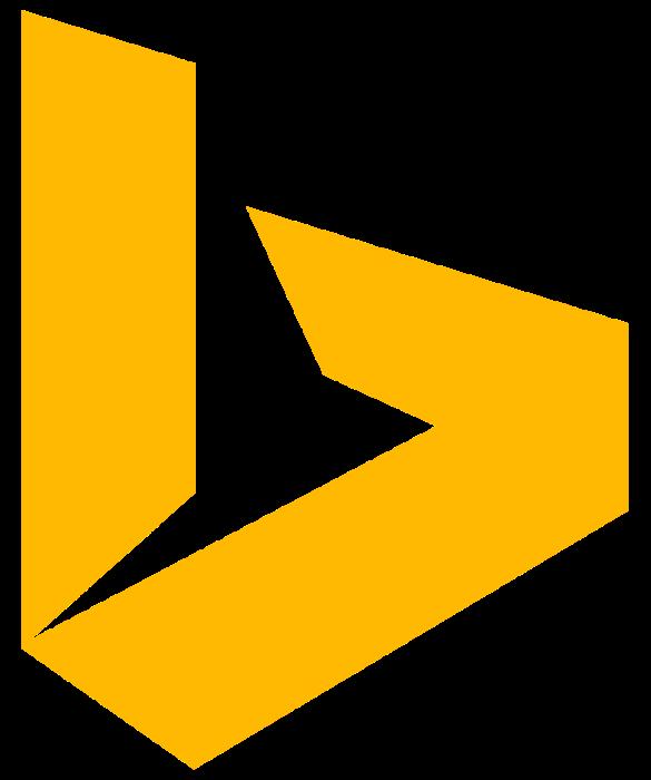 bing sign logo