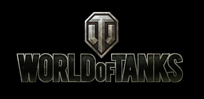 World of Tanks, logotype, symbol, black background