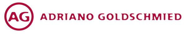 AG, Adriano Goldschmie logo, logotype, emblem