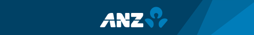 ANZ blue logo from official website