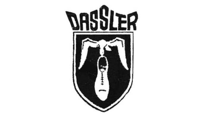Adidas (Gebrüder Dassler Schuhfabrik) Logo 1924
