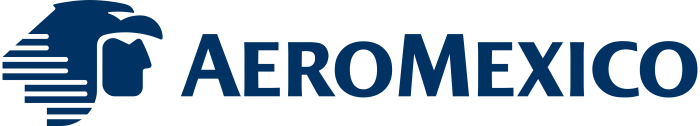 Aeroméxico logo, logotype, emblem