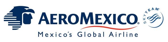 Aeromexico logotype 2, logo