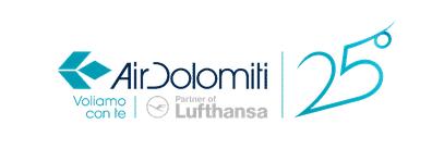 Air Dolomiti website logotype