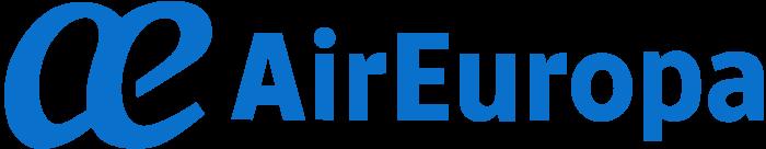Air Europa logo, logotype, emblem