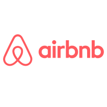 Image result for airbnb logo small
