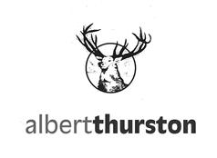 Albert Thurston logo, logotype, emblem