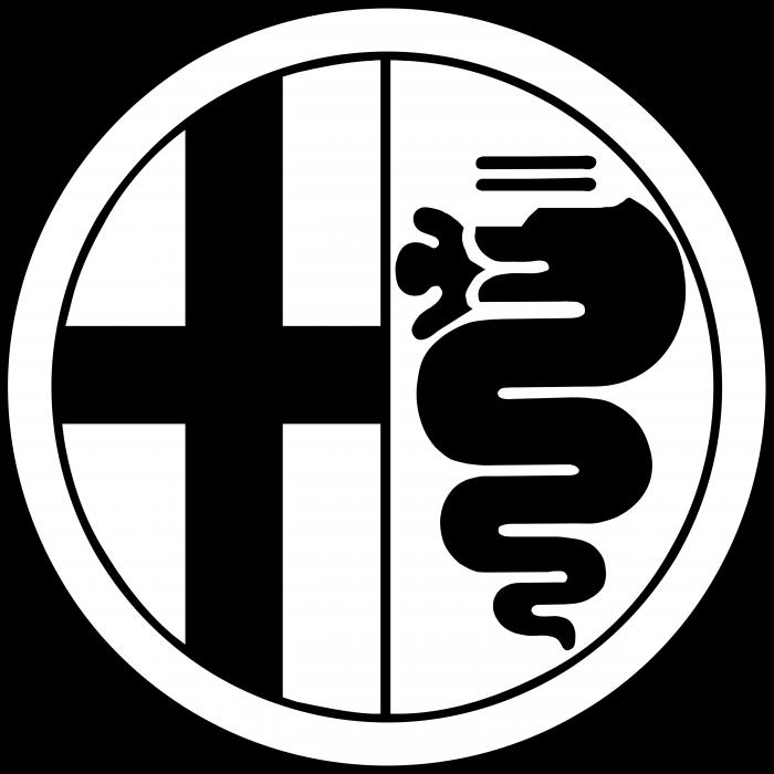 Alfa Romeo logo cercle