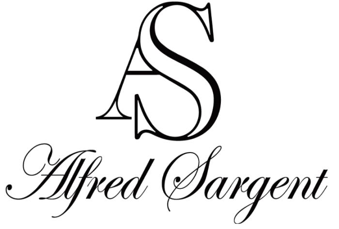 Alfred Sargent logo, logotype, emblem