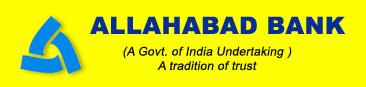 Allahabad bank logo, yellow