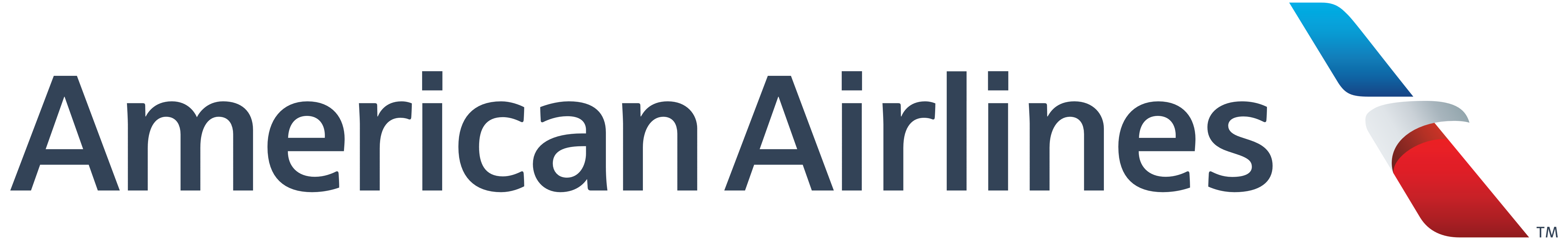 american airlines � logos download