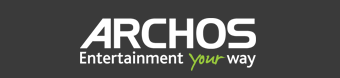 Archos website logotype