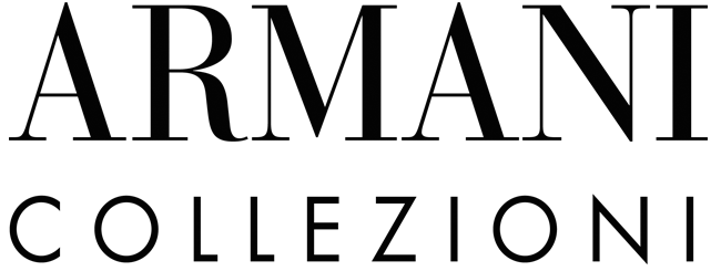 Armani Collezioni logo, logotype