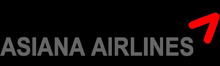 Asiana Airlines logo, logotype, emblem