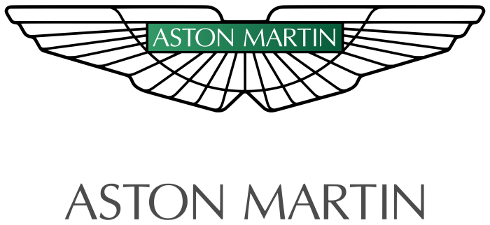 Aston Martin logo - 2nd version