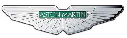 Aston Martin logotype