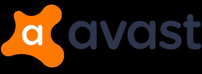 Avast logo, emblem, logotype