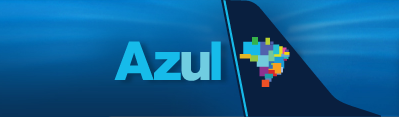 Azul website logo