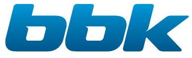 BBK logo, emblem, logotype