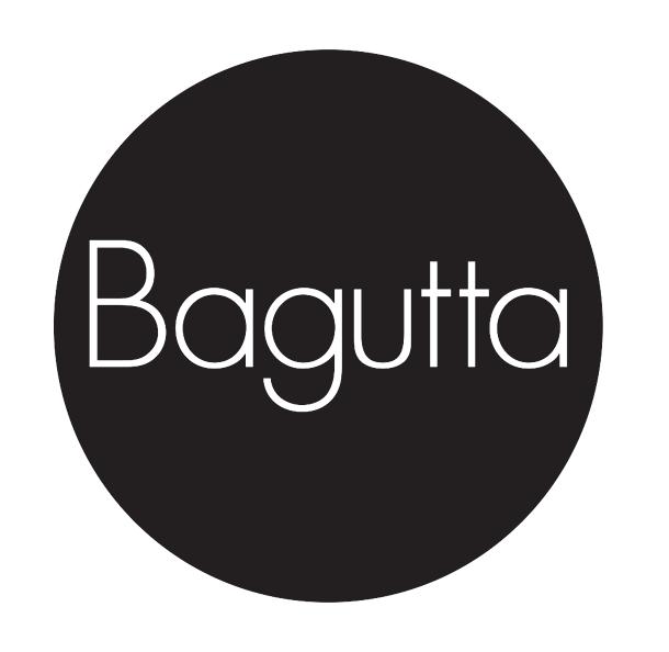 Bagutta logo, logotype, emblem