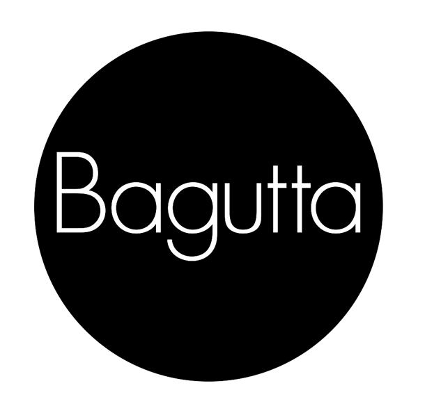 Bagutta logotype, logo