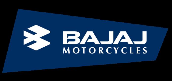 Bajaj Motorcycles logo, logotype, emblem