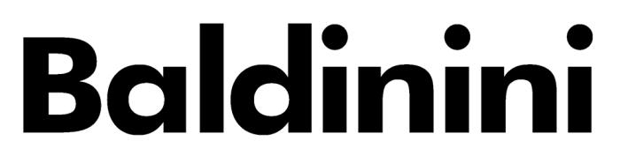Baldinini logo, logotype, emblem, wordmark