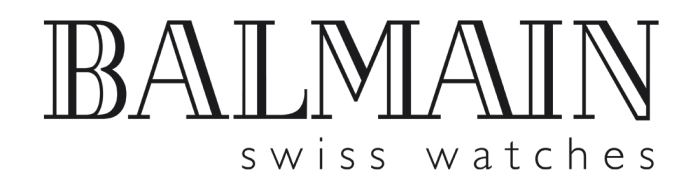 Balmain Swiss Watches logo, logotype
