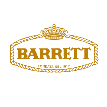 Barrett logo, logotype, emblem