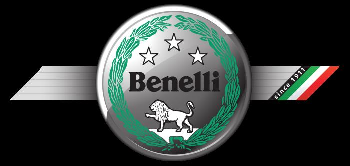 Benelli logo - motorcycle company, 1